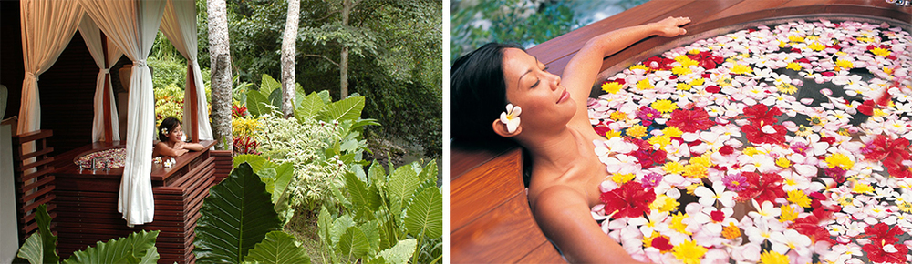 You will be sure to invigorate your body, soul and mind at Maya's world-class Spa